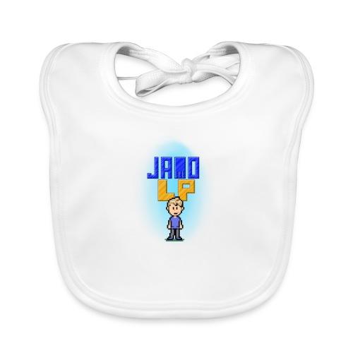 Pixel Jamo - Baby økologisk hagesmæk