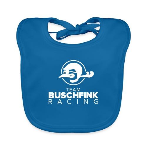 Team Buschfink On Dark - Baby Organic Bib