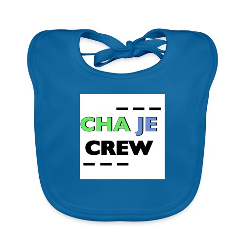 Chajecrew Cases - Baby Organic Bib