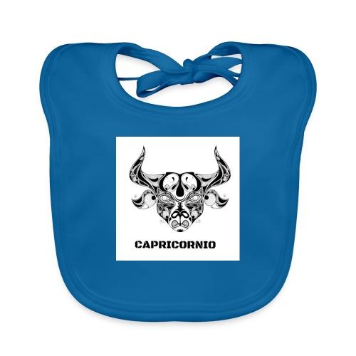 CAPRICORNIO - Babero de algodón orgánico para bebés