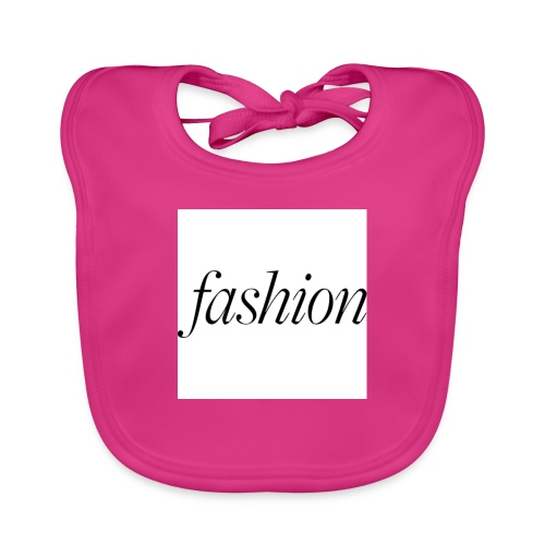 fashion - Bio-slabbetje voor baby's
