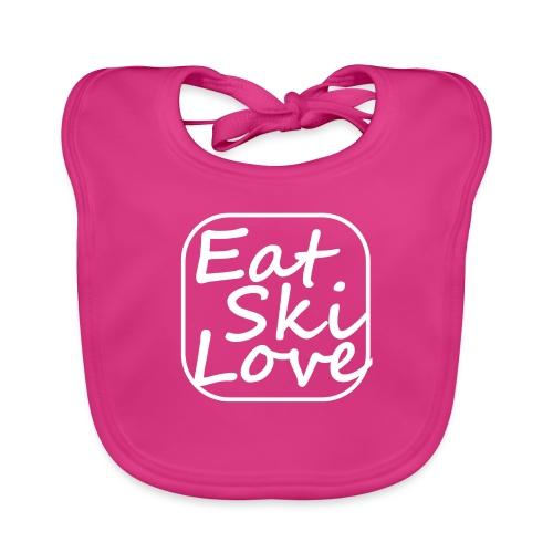 eat ski love - Bio-slabbetje voor baby's