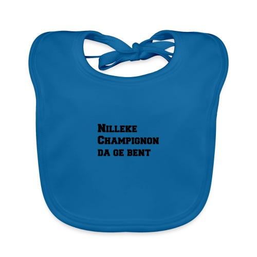 Nilleke Streetwear - Bio-slabbetje voor baby's