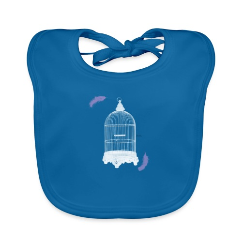 Trapped Inside - Organic Baby Bibs