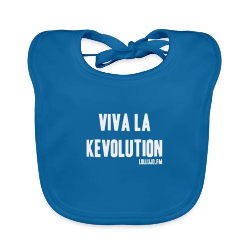 Viva La Kevolution T-Shirt - Organic Baby Bibs