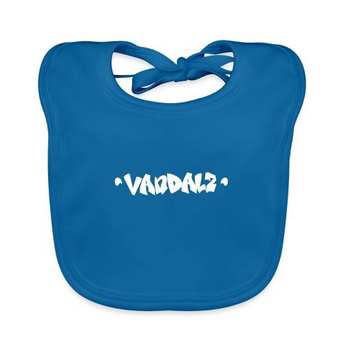 Vandalz White - Bavaglino ecologico per neonato