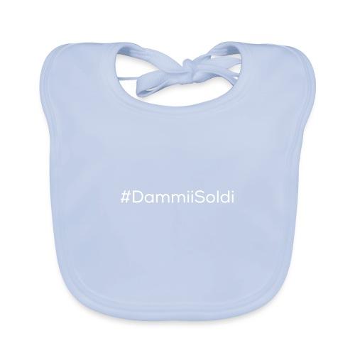 #DammiiSoldi - Bavaglino ecologico per neonato