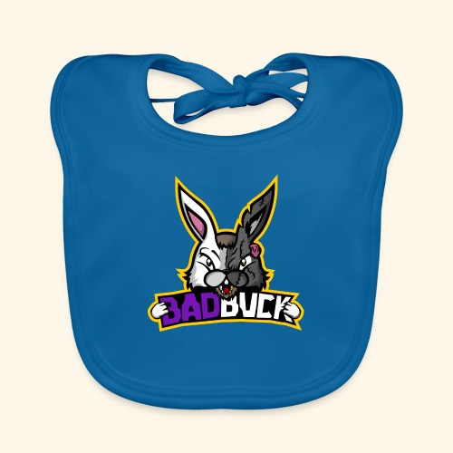 Badbuck Logo - Organic Baby Bibs