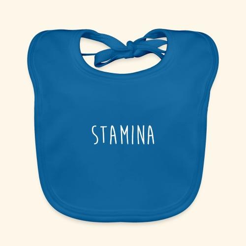 STAMINA - Bavoir bio Bébé