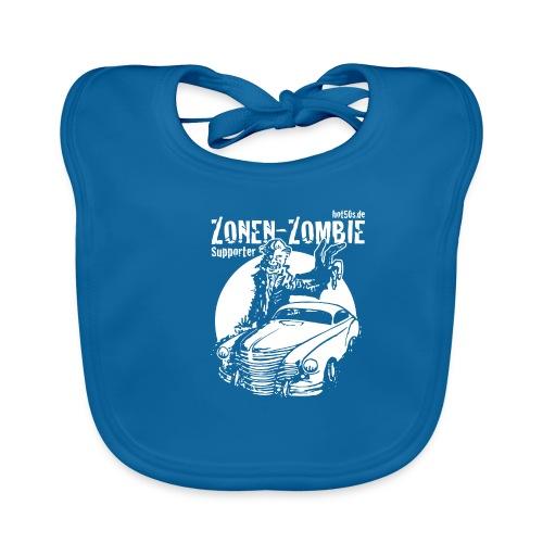 Zonen Zombie Supporter Shirt - Baby Bio-Lätzchen