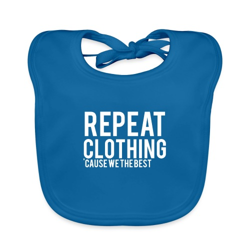 Repeat Clothing - Organic Baby Bibs