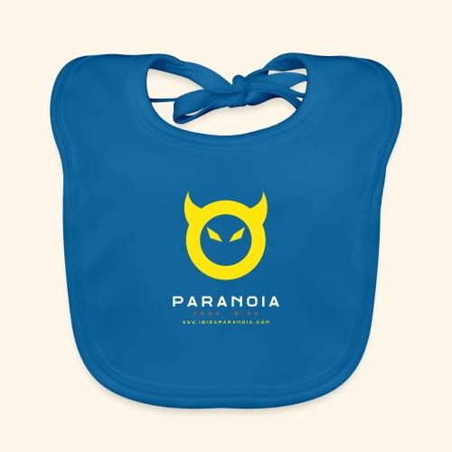 Paranoia Ibiza Basic - Babero de algodón orgánico para bebés