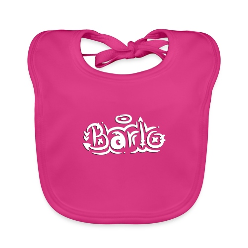 Signature officiel - Baby Organic Bib