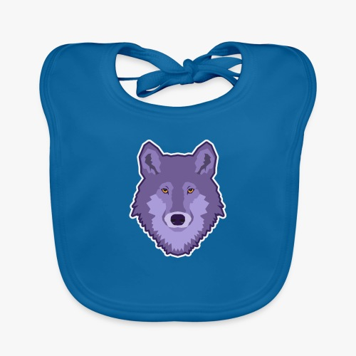 Spirit Wolf - Baby økologisk hagesmæk