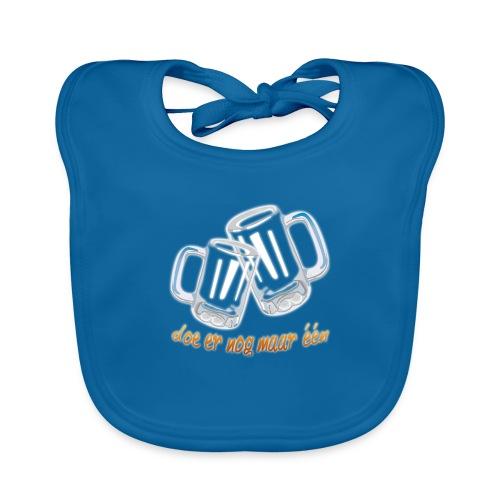 Doe er nog maar een Shirt png - Bio-slabbetje voor baby's