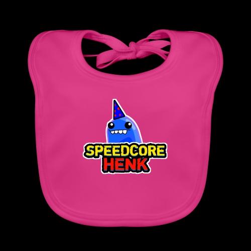 Speedcore Henk Logo 2017 - Bio-slabbetje voor baby's