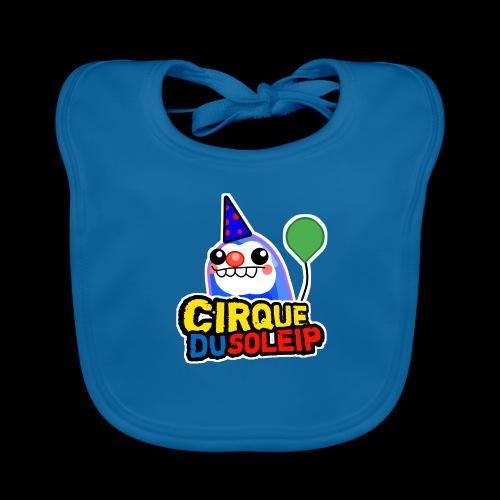 Cirque Du Soleip Logo - Bio-slabbetje voor baby's