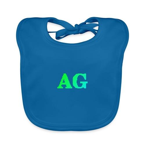 ATG Games logo - Vauvan luomuruokalappu