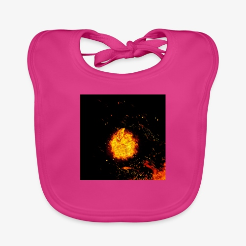 FIRE BEAST - Bio-slabbetje voor baby's