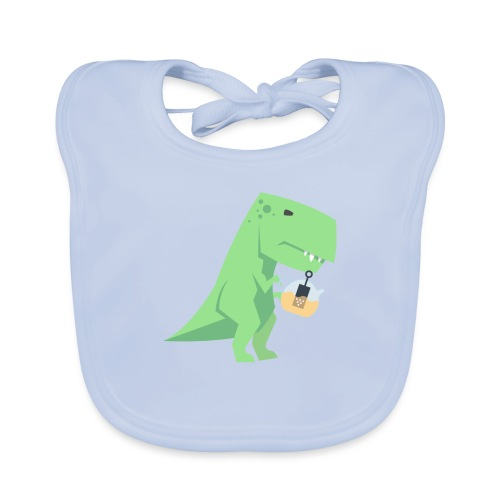 Tea-Saurus - Baby Bio-Lätzchen