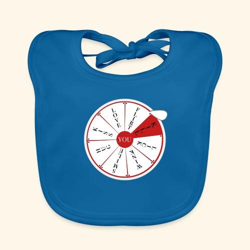 wheel of (not)fortune - Bavaglino ecologico per neonato