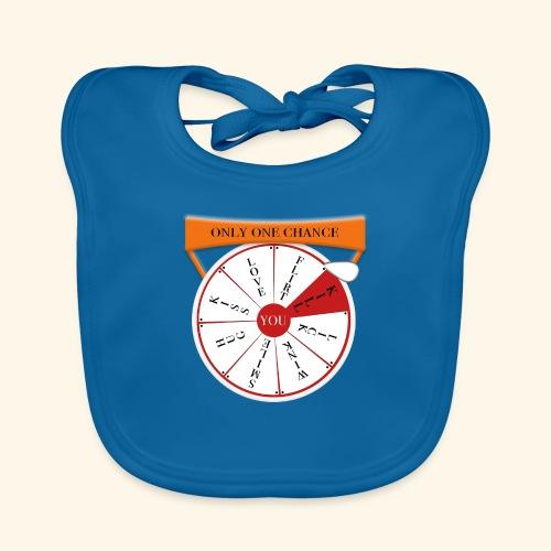 wheel of fortune? - Bavaglino ecologico per neonato