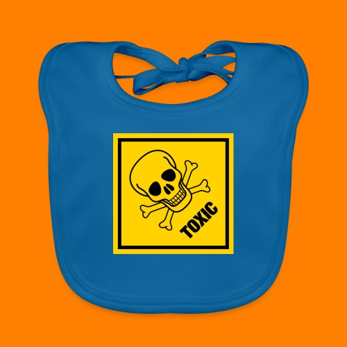 toxic - Organic Baby Bibs