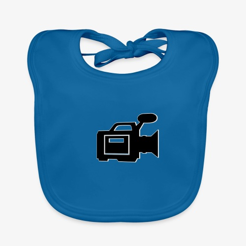 camera - Baby økologisk hagesmæk
