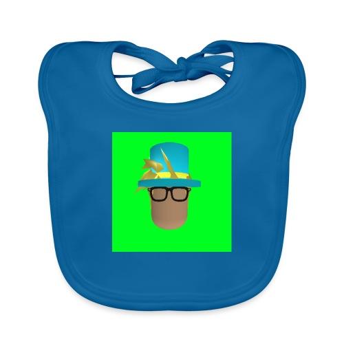 MrWhatWhat Logo Merch - Organic Baby Bibs