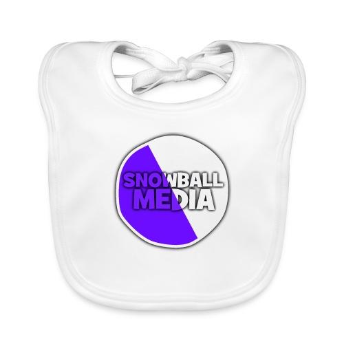Snowball Media - Baby Organic Bib