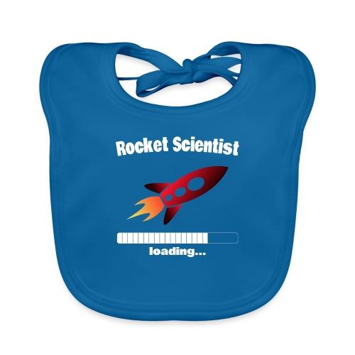 Rocket Scientist loading... Baby Motiv - Baby Bio-Lätzchen