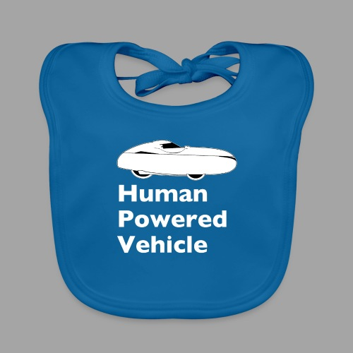 Quest Human Powered Vehicle 2 white - Vauvan ruokalappu