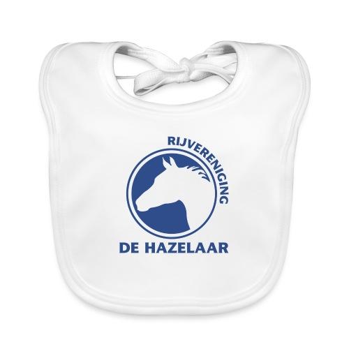 LgHazelaarPantoneReflexBl - Bio-slabbetje voor baby's