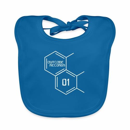 Outcode 01 - Babero de algodón orgánico para bebés