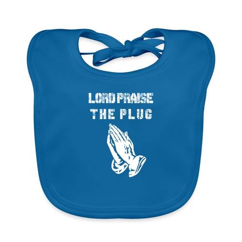Lord Praise The Plug - Organic Baby Bibs