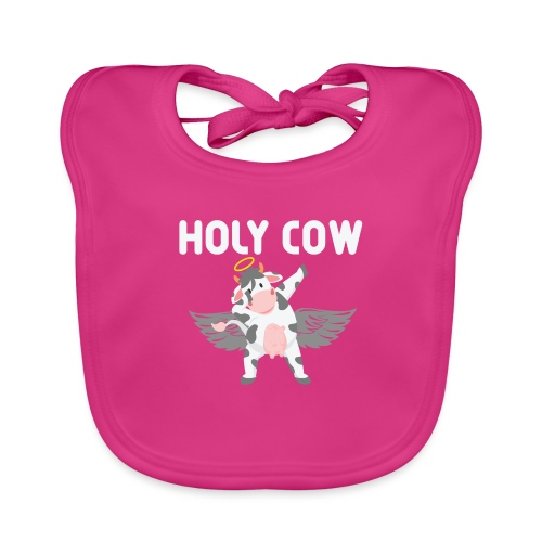 Holy Cow - Ekologisk babyhaklapp