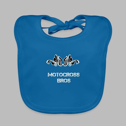 Motocrossbros - Ekologisk babyhaklapp