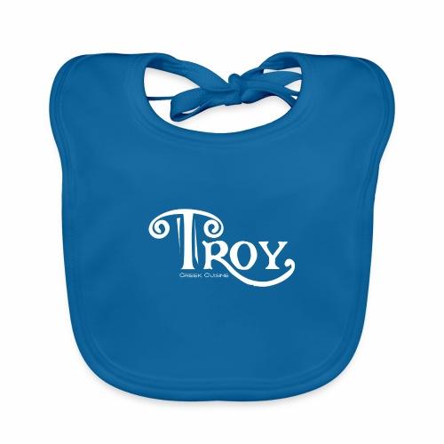 Troy griechische Kueche - Baby Bio-Lätzchen