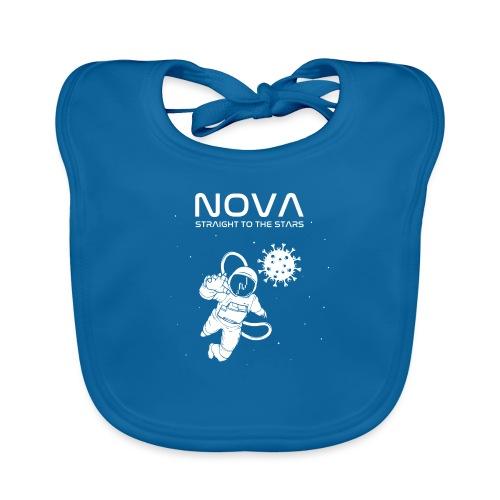 Novacyt cosmonaute - Bavoir bio Bébé