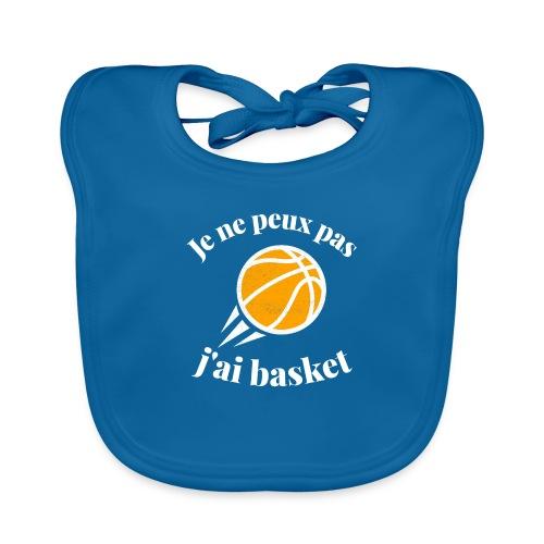 basket - Bavoir bio Bébé