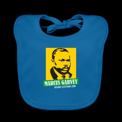 MARCUS GARVEY YELLOW GREEN SUBMARINE - Baby Bio-Lätzchen