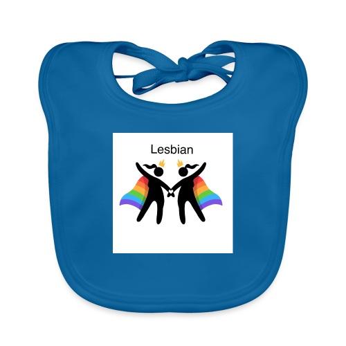 LGBT Lesbian - Hagesmække af økologisk bomuld