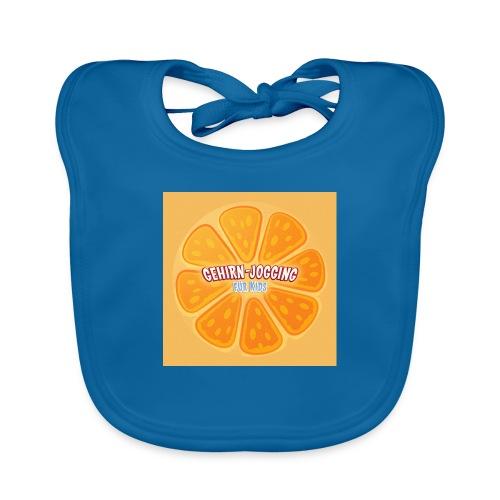 orangetextur - Baby Bio-Lätzchen