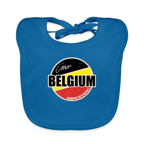 Cmon Belgium - Bio-slabbetje voor baby's