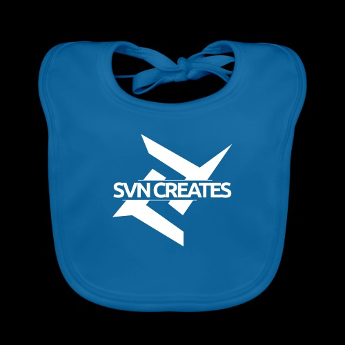 SVN Shirt logo 1 png - Bio-slabbetje voor baby's