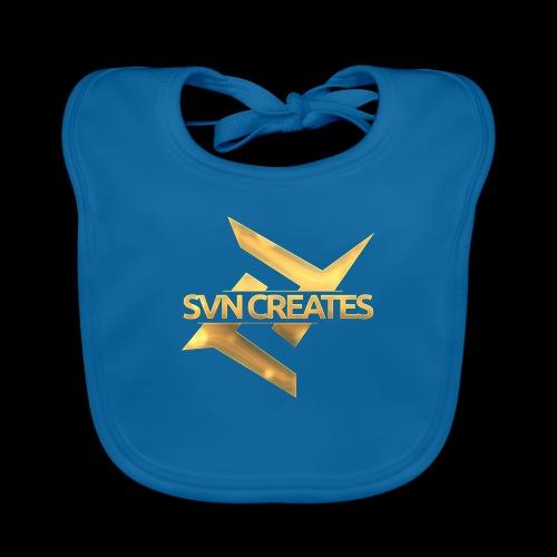 SVN Shirt logo 2 png - Bio-slabbetje voor baby's