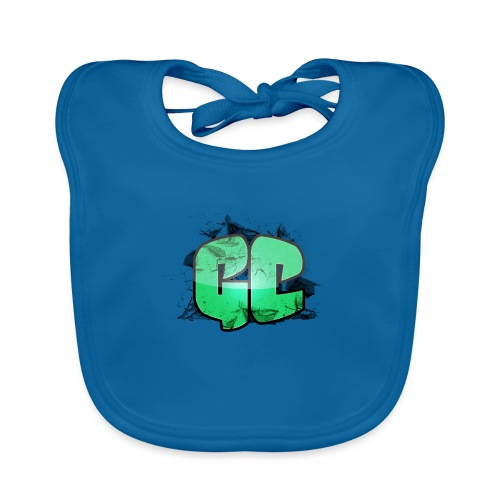 Bamse - GC Logo - Hagesmække af økologisk bomuld