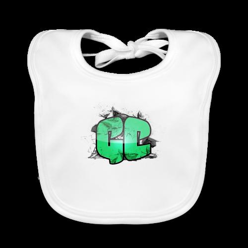 Kanin - GC Logo - Baby økologisk hagesmæk