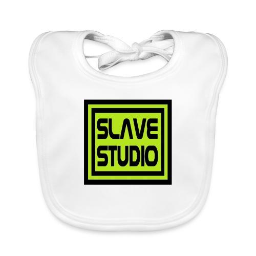 Slave Studio logo - Bavaglino ecologico per neonato