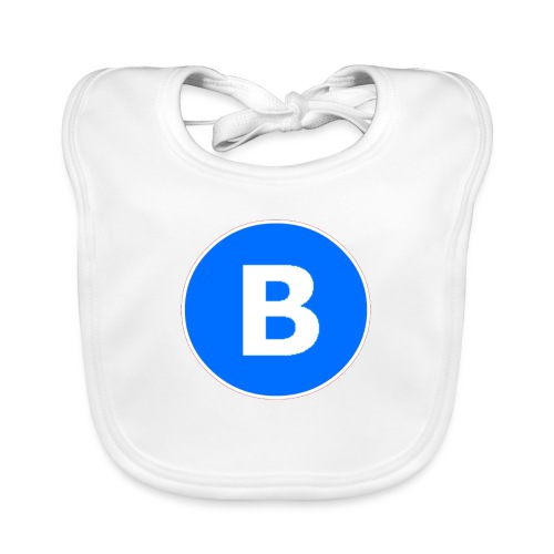 BluePrison - Baby økologisk hagesmæk